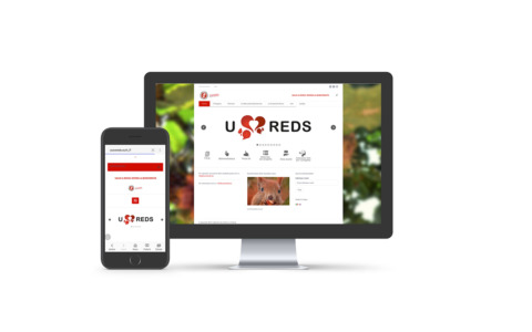 Sito web U-Savereds