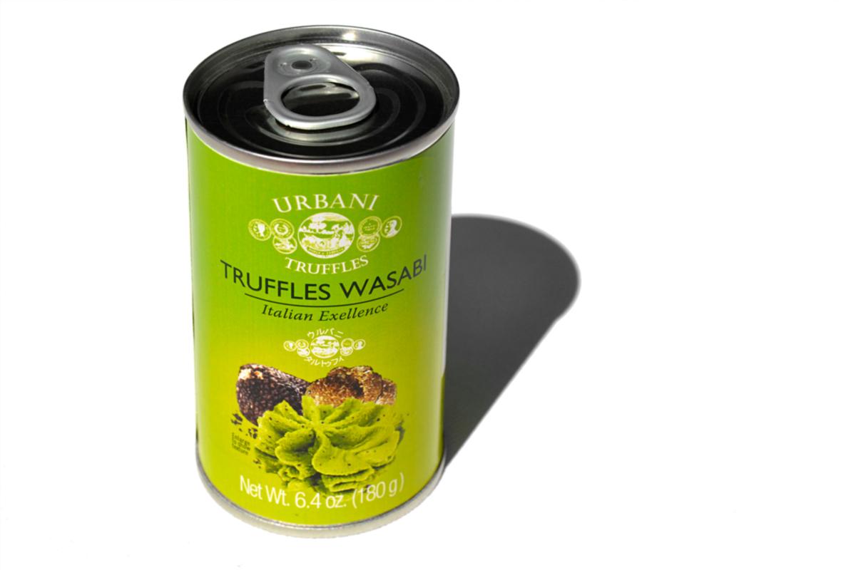 Urbani-Tartufi packaging