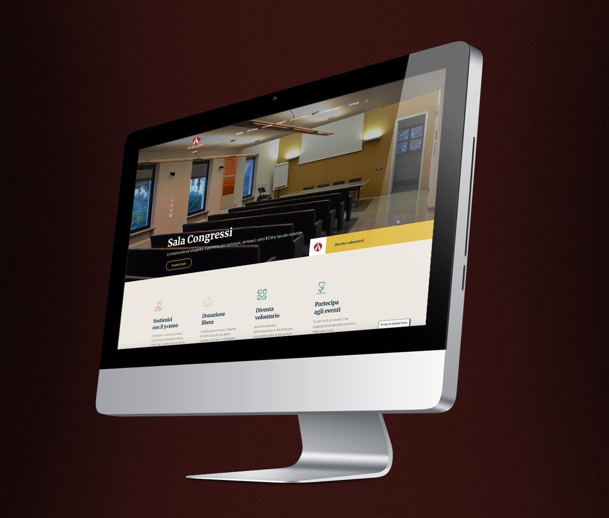 Sito web Fondazione Giulio Loreti