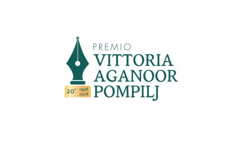 Logo design Premio Vittoria Aganoor Pompilj